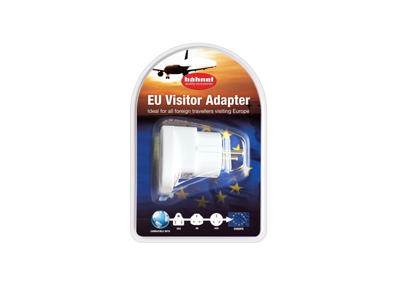 EU Visitor Adapter