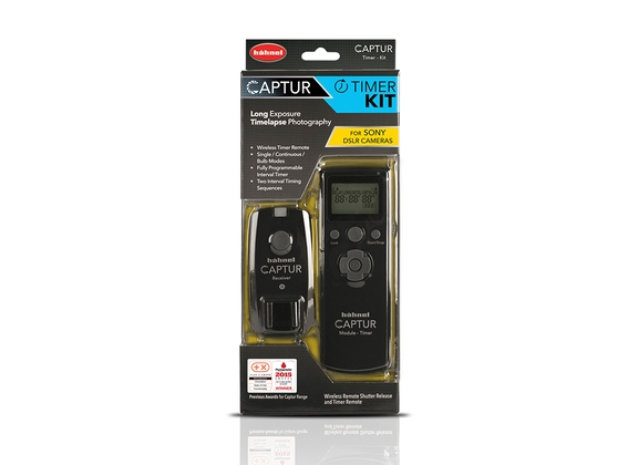 Captur Timer Kit für Sony